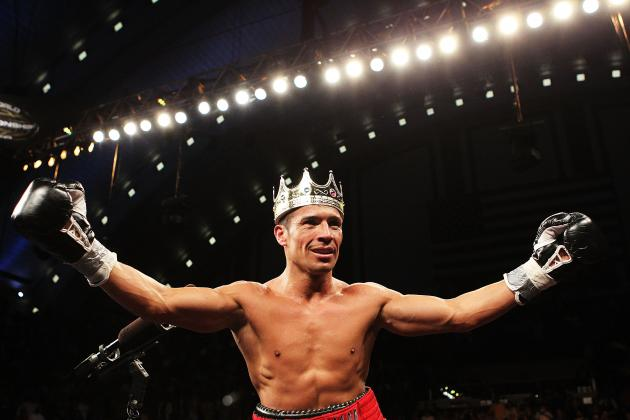 Sergio Martinez: 'Maravilla' Will Post 5th Consecutive KO in Title Unification