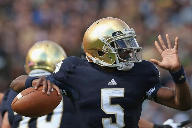 Notre Dame Football: Why the Irish Will Pull off the Upset in Week 3
