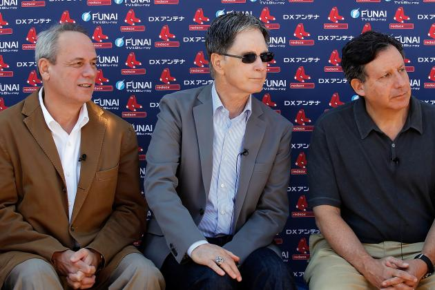 Report: Sox Owners 'Quietly Shopping' Team