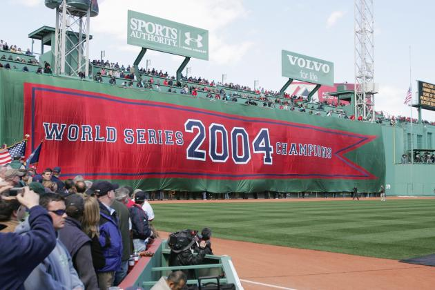 Sox to Honor '04 Champs, All-Fenway Team