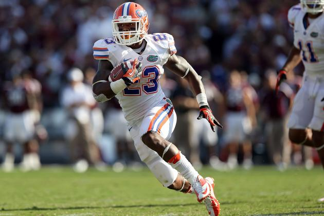 Florida vs. Tennessee: Stars Who Must Shine for Gators to Pick Up Key SEC Win