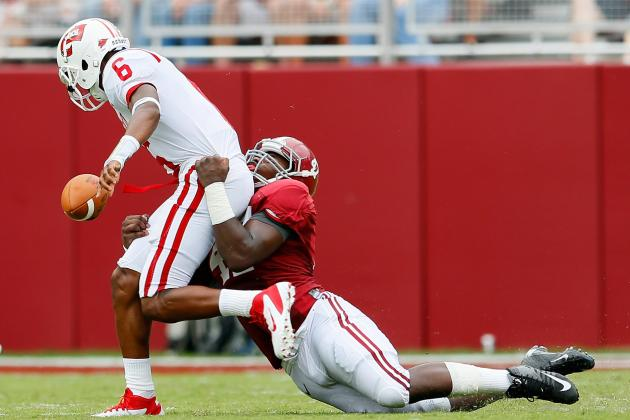College Football 2012:   Five Week 3 Games You Should Be Salivating over