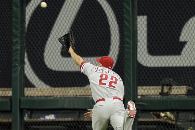 Phillies Lose, 6-4, to Astros to Snap Seven-Game Winning Streak