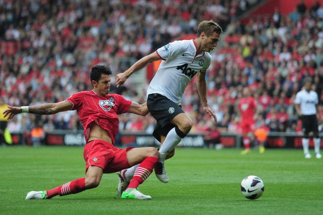 Manchester United: Nemanja Vidic Is Still a Defensive Force