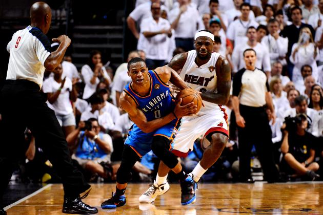 Oklahoma City Thunder: Why Russell Westbrook Will Be the 2012-13 NBA MVP