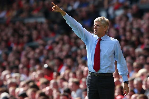 Arsene Wenger: Arsenal Won't Make Offer for Didier Drogba