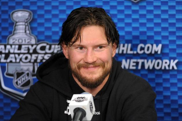 Shane Doan Will Reportedly Remain with Phoenix Coyotes