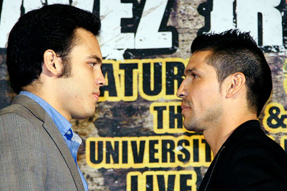 Martinez vs. Chavez Jr.: Latest Odds, Predictions and Undercard Preview