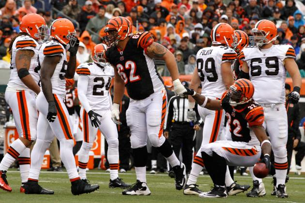 Browns vs. Bengals: Sketching out a Game Plan for Cleveland