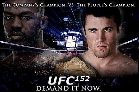 Chael Sonnen Prepared to Fight Jon Jones at UFC 152