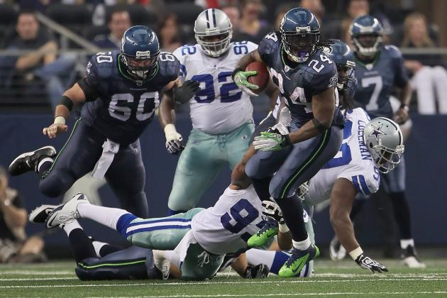 Cowboys vs. Seahawks: Sketching out a Gameplan for Seattle