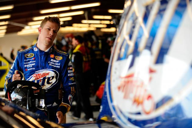 NASCAR Chase for the Sprint Cup Preview: Brad Keselowski