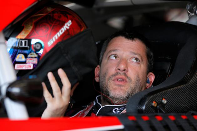 NASCAR Chase for the Sprint Cup Preview: Tony Stewart