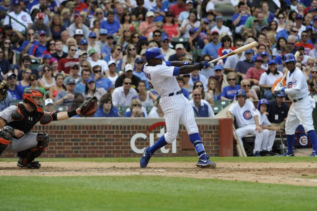 Cubs Give Almora a Taste of Wrigley