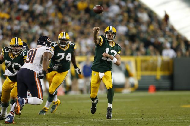 Packers vs. Bears: How Thursday Night's Game Impacts NFC North