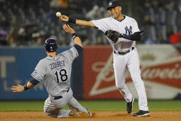 Latest Scores and Standings from MLB Playoff Race on September 14