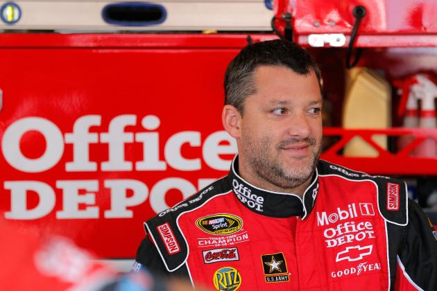 NASCAR: Can Tony Stewart Catch Lightning in a Bottle Yet Again?