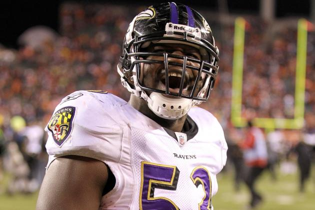 Three Questions with Ravens LB Jameel McClain