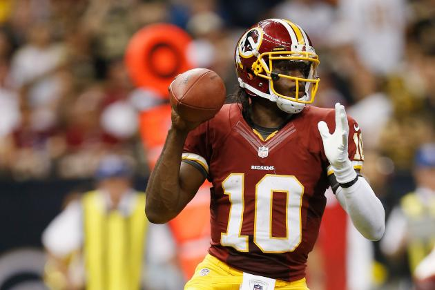 NFL: Robert Griffin III and Mike Shanahan Could Make the Redskins Unstoppable