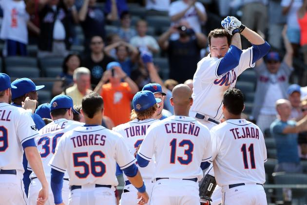 New York Mets in 2012: An MLB Tale of 2 Seasons