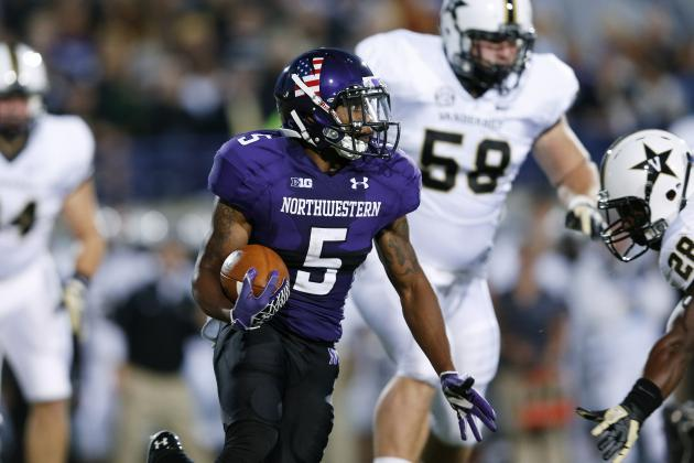 Northwestern Wildcats Look to Snatch Boston College Eagles from Flight