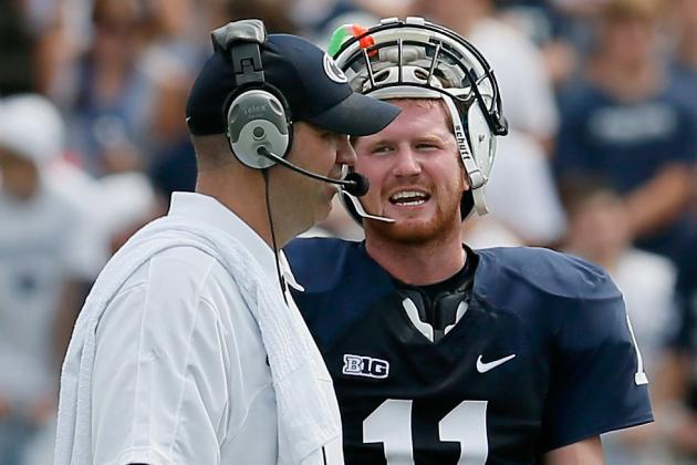 Navy vs. Penn State: What Nittany Lions Must Do to Get 1st Win of Season