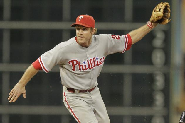 Utley Probably Won't Play Third with Phillies in Race