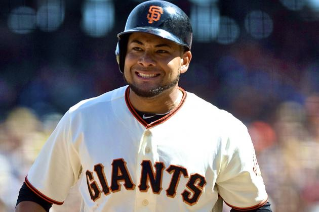 Giants Reportedly Won't Bring Melky Cabrera Back for Playoffs