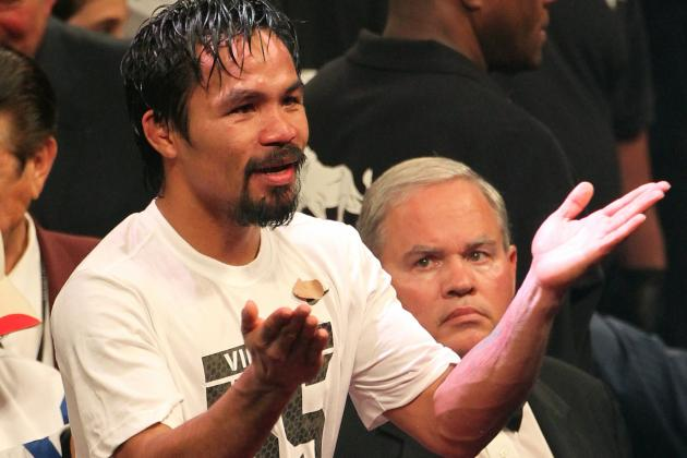 Manny Pacquiao: Boxing Missed an Opportunity to Make Up for Pac-Man Debacle