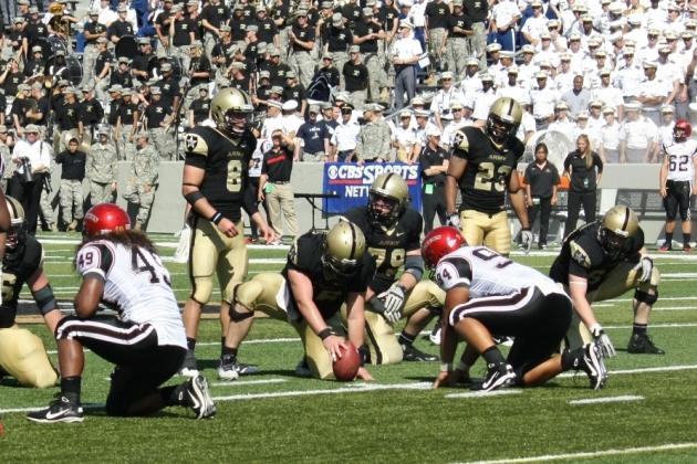 Army Football: Previewing Black Knights' Home Opener Against Northern Illinois