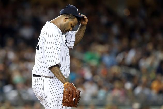 New York Yankees: Should Everyone Start to Worry About CC Sabathia's Struggles?