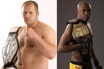 Fedor or Silva: Making a Case for Each as the Greatest of All Time
