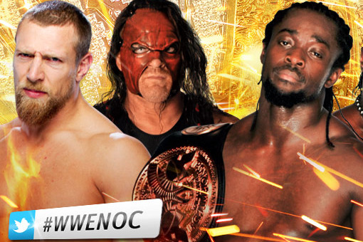 WWE Night of Champions: Should Daniel Bryan and Kane Win the Tag Team Title?