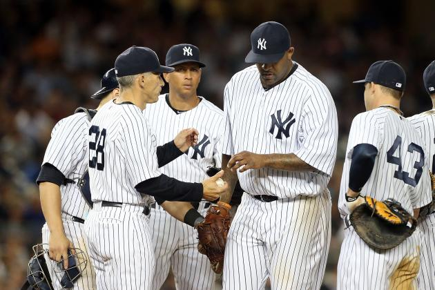 New York Yankees: Something Is Wrong with CC Sabathia