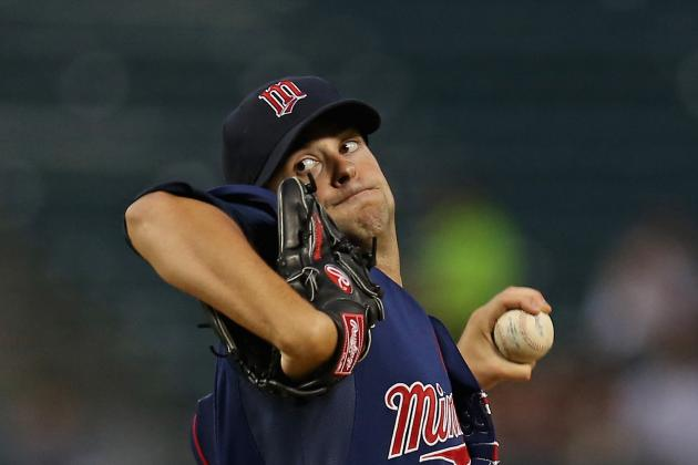 Minnesota Twins 2013 Outlook: The Starting Pitchers