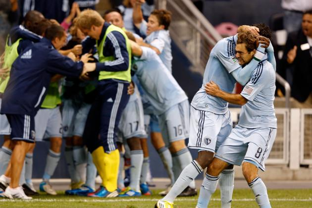 CJ Sapong Nets Dramatic Equalizer, Sporting Kansas City Draws 1-1 with Houston