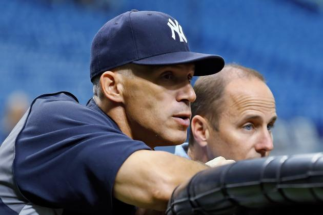 Joe Girardi in Trouble as Manager of New York Yankees?