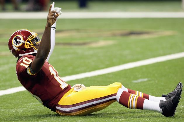 Robert Griffin III and the Washington Redskins: I'm Already Sick of the Hype