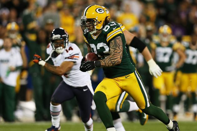 Breaking Down Game Tape of the Green Bay Packers' Win over the Chicago Bears