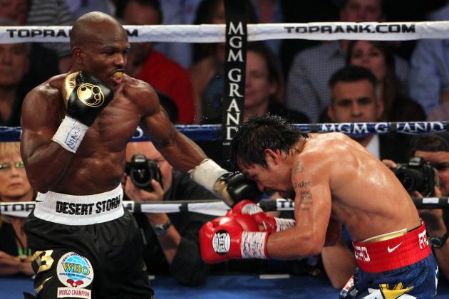 Timothy Bradley: Return Set for December, Opponent to Be Named