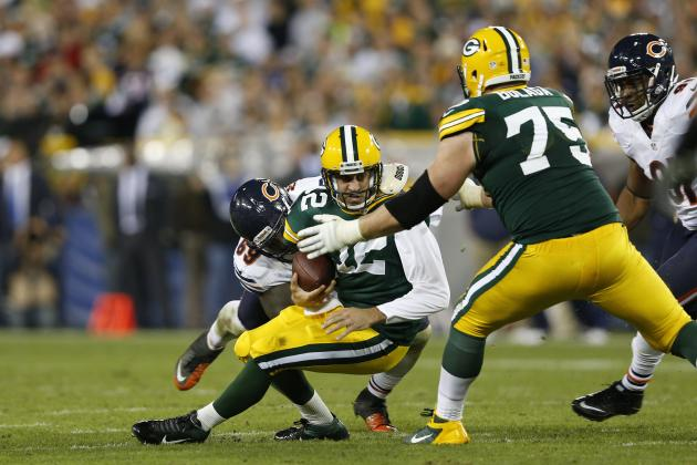 Green Bay Packers: Is There a Problem with the Offense?
