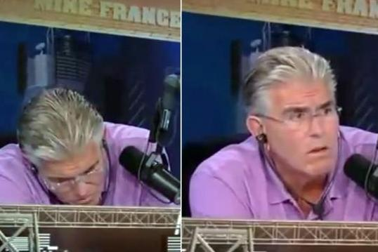 Mike Francesa Sleeps, Denies It and Then Claims He's Allowed to All in Two Days