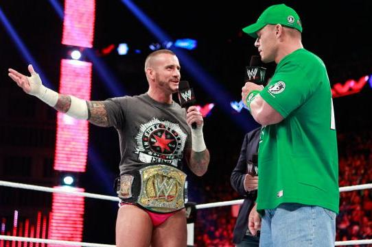 WWE Night of Champions Preview: John Cena Will Beat CM Punk