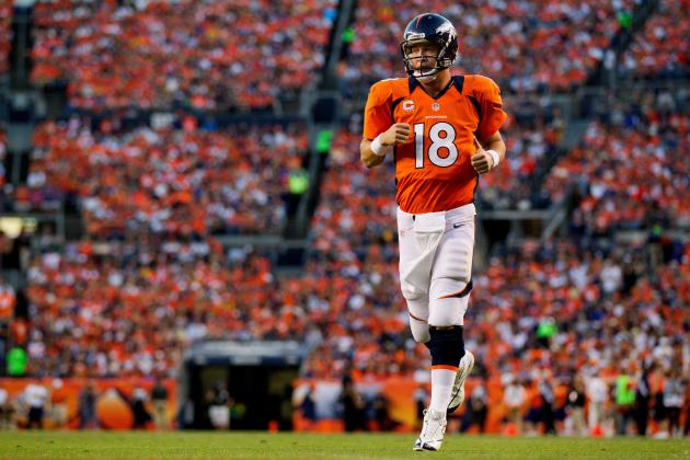 Peyton Manning: What to Expect from Broncos' QB vs. Falcons