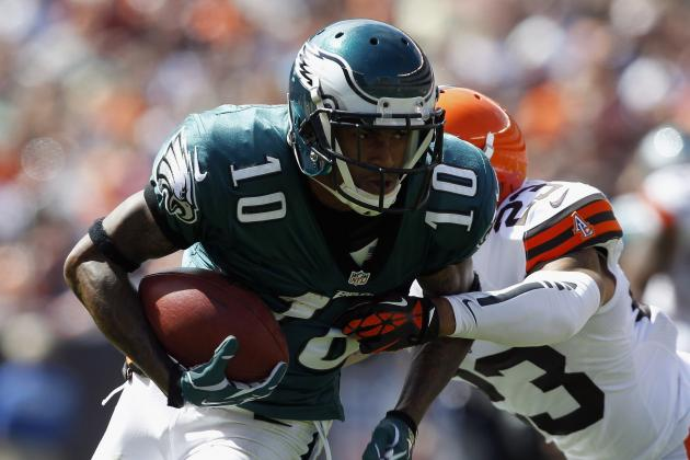 DeSean Jackson Injury: The Latest on the Eagles Receiver's Status