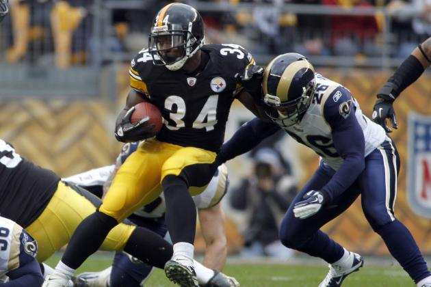 Rashard Mendenhall: Steelers Wise to Not Rush Starter Back