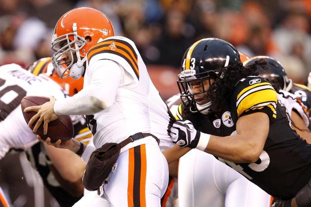 Pittsburgh Steelers: What Exactly Do the Steelers Lose with Troy Polamalu Out?