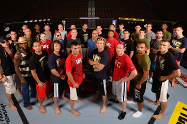The Ultimate Fighter: A Look into the Final Cast of 16
