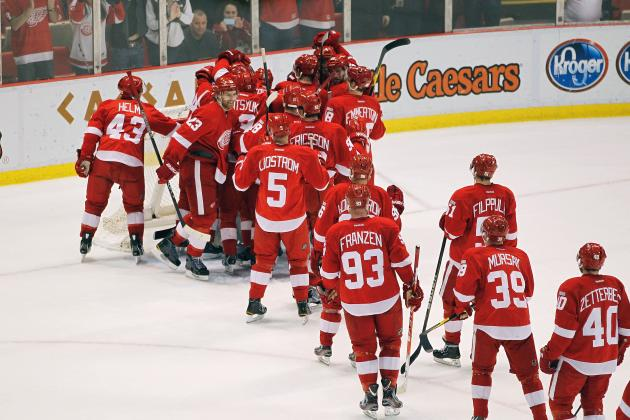 Red Wings Assign Players to Grand Rapids: Why Detroit Has Incredible Depth