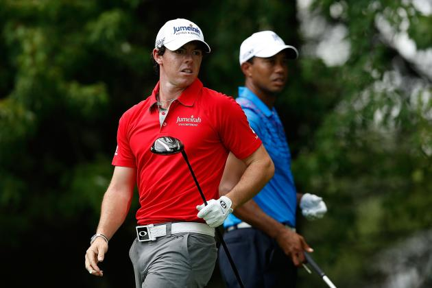 FedEx Cup Playoffs 2012: Previewing Tiger Woods vs. Rory McIlroy Clash